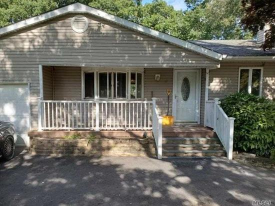 Completely renovated and absolutely stunning! Spacious- open concept floor plan- All new everything. New kitchen, baths, flooring, crown molding, marble, glass, tile, SS appliances. Amazing 500 Gallon built in wall fish tank, Beautiful backyard retreat w/ L shaped in-ground pool. Decks and gorgeous landscaping. IGS front and back- No CO for finished basement. To much to list! must see.