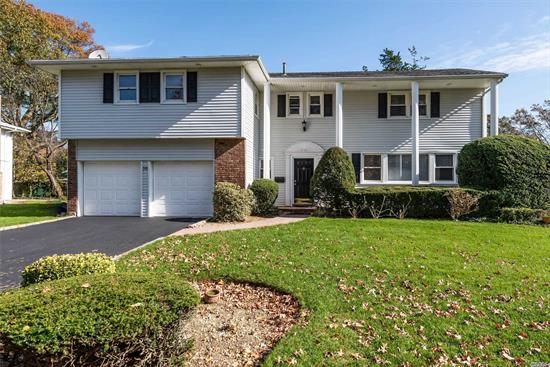 Better Than New! Great 4 Bedrooms Colonial Fully Renovated, Eat In Kitchen W/ Granite Counter top,  Beautiful Wood Floors, Spacious Master Bedroom Suite, All Led Lights, New Baths, New Boiler, Gas Cooking, Herrick Schools. Must See.