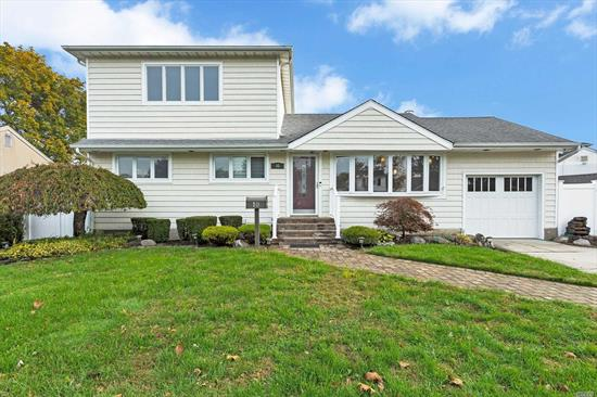 This Diamond Expanded Ranch Is Located In The Heart Of Old Bethpage In The Plainview-Old Bethpage School District. The Home Features 3 Bedrooms, Updated Eat-In Kitchen, Living & Dining Room And A Full Bath All On The Main Level. Upstairs Is An Oversized Master Suite Bedroom With An Updated Full Bath.