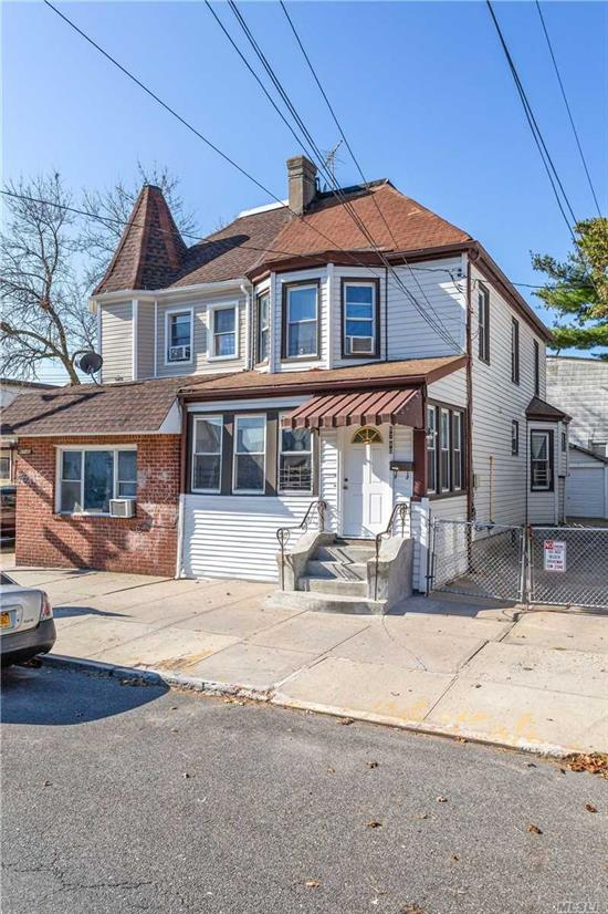 Gorgeous Mother/Daughter Set Up In Excellent Condition Located In The Heart Of Woodhaven Queens, Down A Quiet Street Still Within Close Proximity To Restaurants, Shopping Centers, Houses Of Worship, Major Highways, Jamaica Avenue, And Only A Few Blocks From The Train, Great Opportunity To Own The Home & Rent The Other Unit, Move In Ready Truly A Must See!