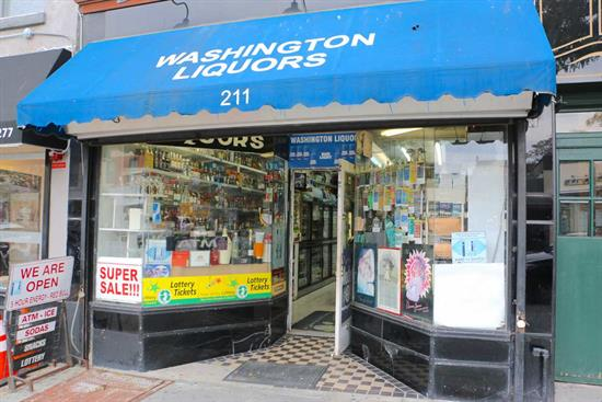 Great opportunity to own a well established liquor store on Washington Street. High volume of vehicle and foot traffic and reliable clientele. This property is located adjacent to residential, as well as, other businesses. Glass store front with excellent signage and visibility. Good lease with multiple options! Potential growth opportunities.