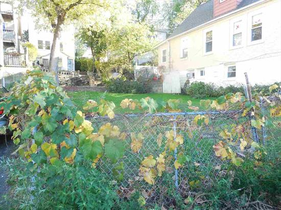 Welcome to this 35 x 68 vacant lot in a great suburban area of North Bergen. This lot is offered alongside 7405 Durham Avenue (25 x 89), a two-unit home, and the adjoining lot at 7403 Durham Avenue (25 x 89). This package of properties are well located to take advantage of the great community feel, being just a short walk away from the beautiful James J Braddock North Hudson County Park which has numerous sporting and barbeque facilities.