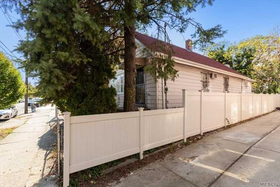 Great Opportunity!! R-3 Zoning, that can be converted into a 2 Family Home! This Property is located on a Beautiful Block in the Desirable Location of Fresh Meadows! This home features 3 Bedrooms and 1 Full Bath. Stairs to the Large Attic, Full Basement, Detached 1 Car Garage and Private Backyard. Property is great for investment, or for first-time Home Buyers! Minutes away from St. Johns University. Union Turnpike, Public Transportation and Resturants! Must See!!