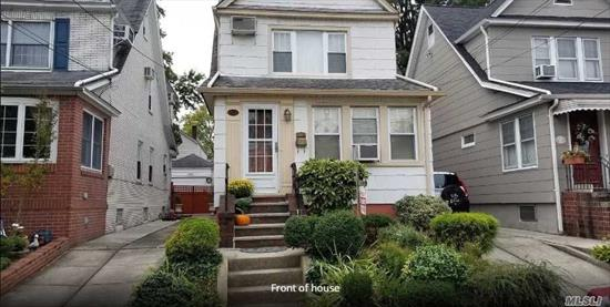 Detached 1-Family house on quiet tree-lined street. Convenient to schools, shopping and transportation