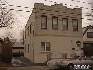 1BR lower level back of a 4 Family, street parking, Heat , cook gas and water included, tenant pays electric