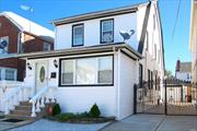 Fully mint condition 2 family! Home features a private driveway with great room sizes, home is in the heart of Queens Village N. Just show and sell. Easy access!