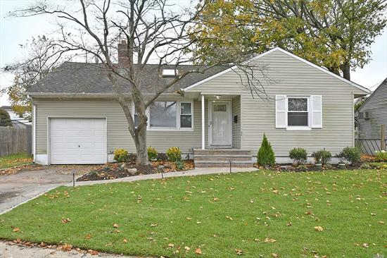 Updated 3 Bedroom 2 Bath Ranch w/ Vaulted Ceilings, Nestled in a Mid Block Location, New Kitchen w/Stainless Appliances, Freshly Painted, Hardwood Floors, Beautiful Finished Basement w/Lots of Storage & Laundry, New Paver Patio & Fenced In Yard, Stratford Elementary School. Owner will allow small pet
