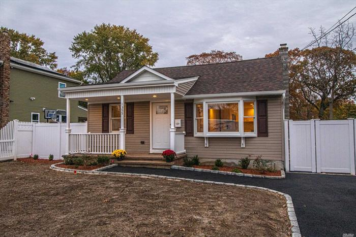 Totally renovated, 3 bedroom 1 full bath living room dinning room Kitchen grand new stainless appliances hardwood floors front porch nice yard, Full basement seller will finish for 12k low taxes! Will it make the weekend?