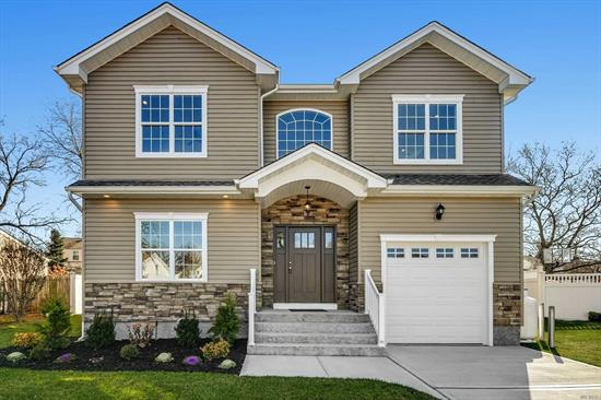 4 Bedroom Colonial, Formal Living Room, Dining Room, EIK, Family Room, 2.5 Bathrooms, laundry room on 2nd floor, CAC, Oak Floors, full unfinished basement, too many extras to list, on a large lot