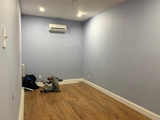 Newly renovated 2 bedroom, LR, EIK, BATH - includes utilities