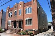 1st floor apt. walk-down, washer/dryer included, 1 1/2 baths, one of three apartments in one house,  garage/ driveway available for addl. fee, only 5lb dog allowed, absentee LL