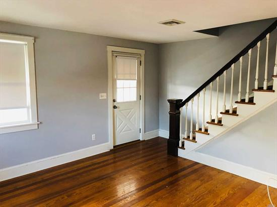 Duplex With 1.5 Baths And Dining Room, Central A/C, Wrap Around Porch