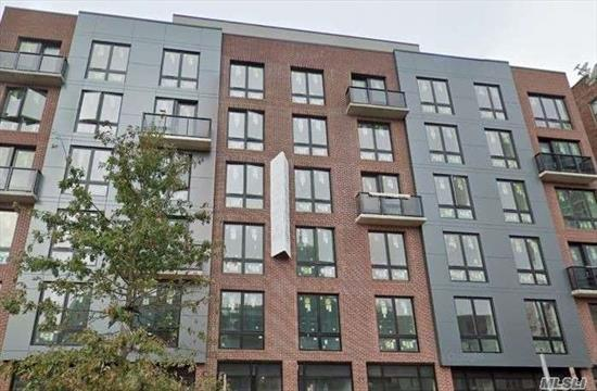 South Of Queens Blvd, Just A Few Steps From Austin St Shopping & Restaurants & From Local/Express Train Stations. Unit Facing West, Includes A Terrace. Modern, Open Floor Plan, Hardwood Floors Etc.