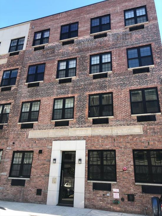 Gorgeous 2 Bedroom Duplex for Rent in Astoria. Features High Ceilings, Exposed Brick Living Room, Kitchen with Stainless Steel Appliances, and 1 Full Bathroom. Hardwood Flooring and Tiled Flooring. Water is Included. Convenient to Transportation and Shops