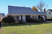 Move Right In!!! Charming Mid-Block Expanded Cape in the Heart of Carle Place. Open Floor Plan. Rear Entrance Leads to Beautiful In-Ground Pool and Deck. Open Floor Plan-Perfect for Entertaining!!! Close to LIRR, Parkways, Buses, Shopping, Schools, and All. Low Taxes.