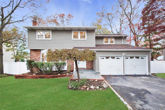 Amazing and beautifully renovated 4b 2.5 ba Colonial in well desired Deer Park. Minutes from all major shopping and transportation this one is a cant miss. Plenty of living space in this house and a great entertainers yard and modern open layout with a stunning kitchen makes this house stand out.