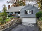 A MUST SEE!!! CHARMING 4 BEDROOM, 2 FULL BATH CAPE LOCATED JUST 0.2 MILES FROM THE MANHASSET TRAIN STATION. THIS HOUSE IS BEING SOLD AS-IS. ALL THIS HOUSE NEEDS IS SOME TLC AND YOUR IMAGINATION. MANHASSET SCHOOLS.