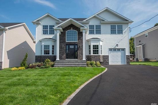 TO BE BUILT! The Time To Customize Is Now! 5 Bedroom, 4.5 Bath Colonial With First Fl Master Suite, Formal Living Rm, Formal Dining Rm, Eat In Kitchen, Great Rm w/ Fireplace & Powder Rm. 2nd Fl Features Master Suite w/ Huge Walk in Closet, Junior Master Suite, 2 Bedrooms, Full Bath & Laundry.. Interior Photos Shown Are Not An Exact Model Of The House, for Workmanship Purposes Only