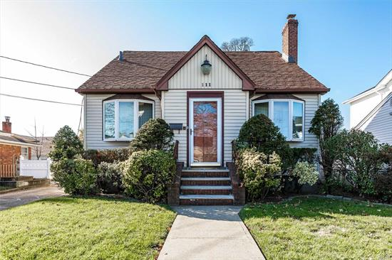 Fantastic 3 Bed, 3 Bathroom Expanded Cape In Lynbrook For $519, 000. A Convenient Location, Close To Shops, Transportation & Schools. An Open Floor Plan With Hardwood Floors, Living Room With Fireplace, Sub-Zero Refrigerator, Extended Den W/ Vaulted Ceilings, Finished Basement W/ Ose, 1 Car Garage & Much More. A Sunny & Bright Home With Gas Cooking, New Fencing, Large Deck & More! Move Right In!