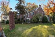 Brick Center Hall Colonial with Slate Roof in the Incorporated Village of Munsey Park. 4 Bedrooms, 3 Full Baths, 2 1/2 Baths, Walk-Up Attic. Fully Finished Basement with 1/2 Bath, 2 Car Garage Slate Patio, CAC, Sprinkler System, SD #6.