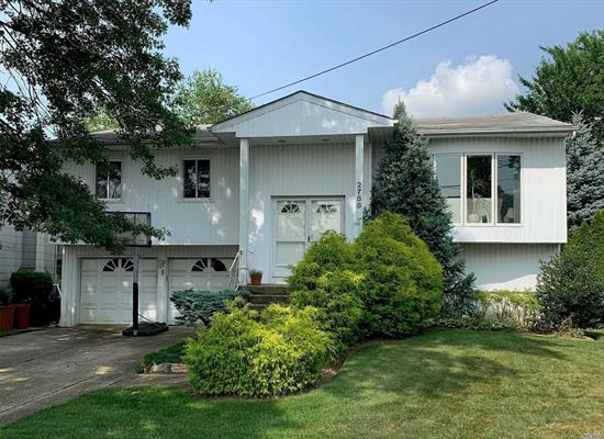 Great opportunity to put your own touch on this South Merrick home. Offers 4 bedrooms and 2.5 baths, this mid block location offers great potential. Taxes have never been grieved. Current Assessed Value as of 1/2/2019 is based on $601, 000 market valuation. SALE SUBJECT TO NYS ATTORNEY GENERAL APPROVAL.