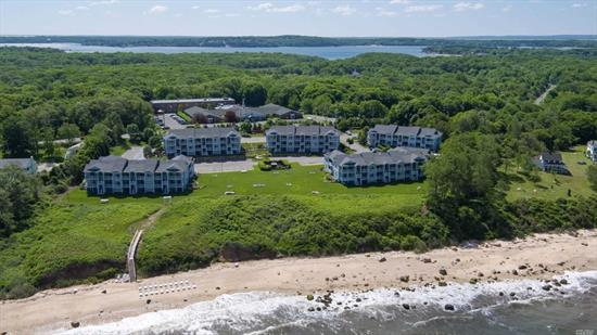 Upper End Unit Of The Port Watch Building With Stunning Sound Views & Easy Access To Private Beach And Pool. Two Bedrooms/Two Baths With Custom Decor, Personal Touches And Waterview Deck Make This Investment Unit Extra Appealing. Super Low-Maintenance Resort Life-Style On The Unspoiled North Fork Minutes To Maritime Greenport Village. Convenient To Connecticut Ferries, Shelter Island & Hamptons. Popular Destination With Lucrative Rental History Makes This A Great Investment. Priced To Sell!