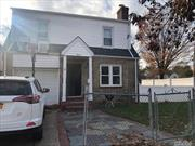 A Beautiful & Spacious New Construction Colonial Offered in New Hyde Park, Right off Hillside Avenue. Wood Floors Throughout, New Appliances, New Bathrooms, New Kitchen, and Herricks School District. A Full- Finished Basement and Laundry Included in Price. Centrally Located & 5 Minutes from Religious Centers. A Must-See!!