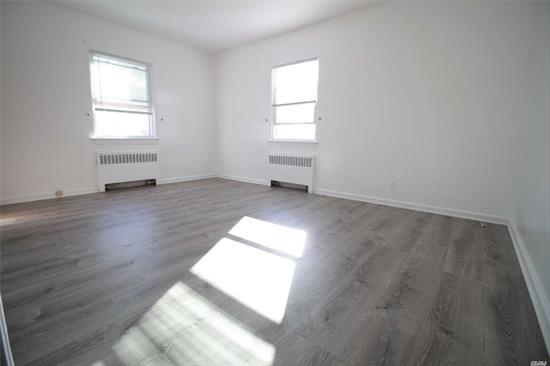 Newly Renovated Spacious 2 Bedrooms Apartment In The Heart Of Fresh Meadow. 2 Bedroom With Full Bath, A Large Living Room, And A Long Balcony Over Looking The Street. Lots of Windows, Ample Sunlight Throughout. Minutes Away From School, Buses, Supermarket. It's A Must See And It Won't Last!!!!All Info Not Guaranteed Potential Tenant Must Re-Verify Independently All Info By Self.