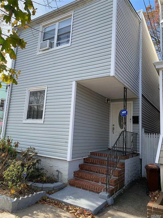 2 Family Home, 5 Bedrooms, 3 Full Baths, Full Finished Basement, Walking Distance to Train and Shopping