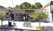Retail storefront offering approximately 800 sq ft. Full basement for storage and private yard.