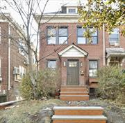 Brand New Whole House Rental in the heart of Forest Hills. Semi-detached brick home drenched in sun-light. Bright & airy open floor plan w/recessed lighting, large LR, formal DR, barn door w/a 1/2 bath, open island kit, custom cabinet & new high end ss appliances. Pvt deck & fenced in bkyd w/a det garage. Finished bsmt w/full bath, family room/playroom, laundry. Master BR w/a pvt bath, 2 add'l BR, full hall bath w/double sinks & a skylight rain shower/soaking tub. 7 mins to trains. PS144.