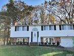 Great property. Amazing location, convenient to stores on Nesconset Hwy, Heatherwood golf course, Stony Brook. Quiet cul-de-sac. Move in condition. Fire place in lower level. Lots of natural light.