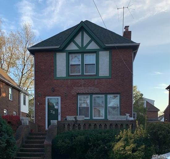 Make this home your own design In the Village of Lynbrook, Livingroom, Diningroom, Kitchen, Hardwood Floors, 3 Bedrooms, 1.5 Baths, CASH OFFERS ONLY PLEASE