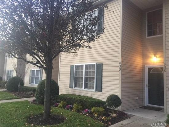 Immaculate FIRST FLOOR condo in the GREENS. 2 Bedroom 2 Full Baths, Private back. Country club living. Clubhouse, golf, tennis, pools, restaurant, 24/hr Security. Tenant pays $225.00/mo social fee