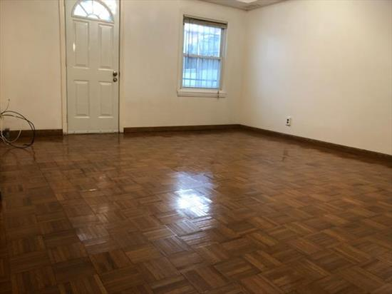 pacious 3 Bedroom House Rental for Rent in Ozone Park. Features Living Room, Dining Room, Kitchen with Dishwasher, and 2 Bathrooms. Hardwood and Tile Flooring. Washer and Dryer is Included. Convenient to Transportation and Shops! Nearby Trains: A ; Nearby Buses: Q7, Q11, Q21, Q41, Q112, Q52-SBS, Q53-SBS, QM15