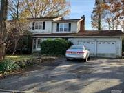 Spacious Colonial Home. Large rooms. Short sale - sold in as/is condition. Winter waterview from 2nd floor. Potting shed/greenhouse in backyard. Fence yard. Pull down attic. Second attic over garage.