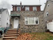 Rare Brick 2 Family Home, Large rooms, Large detached 2 Car Garage, Close to all