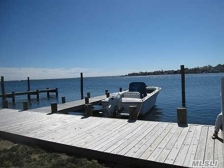 For Rent, Make This a Christmas to Remember...In This Cute 3Br Open Bay Home on 40 x 205 Property, Update Eik with Cherry wood Cabinets and SS Appliances, Outstanding Southern Views, Pier and Vinyl Navy Wall