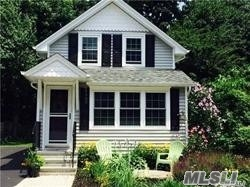 The most adorable house with a great open floor plan. Set on a picturesque but quaint street, this is convenient to all.