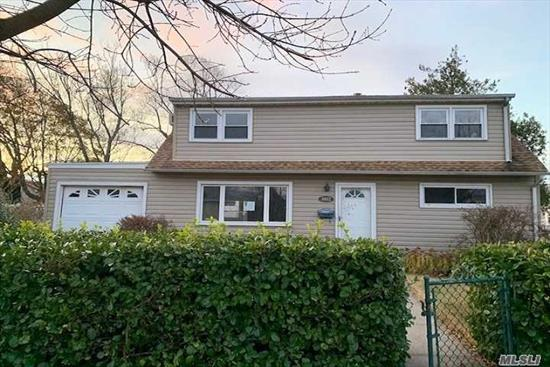Home Sweet Home! Spacious Cape-Cod offers 5 bedrooms. Vinyl siding. Attached one car garage. Updated kitchen cabinets. Updated bathrooms. Private yard. Close to shopping and highways.