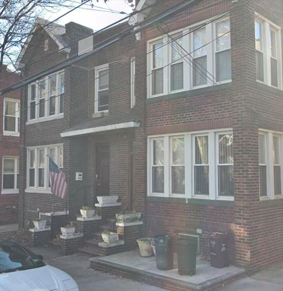 Lovely 1 Bedroom Apartment for Rent in Glendale. Features Living Room, Eat-In-Kitchen, and 1 Full Bathroom. Hardwood Flooring Throughout and All Utilities included. Convenient to Transportation and Shops. Nearby Buses: Q11, Q21, Q55