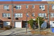 Well-Kept, Spacious Brick Home On A 20' Wide Lot In The Heart Of Kew Gardens Hills. 3 Bed / 2.5 Baths. No Need To Worry About Parking With Private Driveway And Attached 1 Car Garage. Close To Schools, Playground, Queens College, Shopping Center And Public Transportation. PRICED TO SELL!!