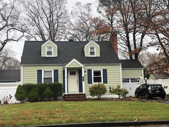 full house rental, great neighborhood, all newly painted, wood floors, wood burning stove, 1 car attached garage, big yard
