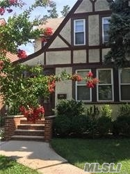Second floor apartment in 2-family Tudor. Separate entrance. W/D and storage unit in basement. Heat and water included. Quiet street with ample parking. Convenient to shopping and transportation.