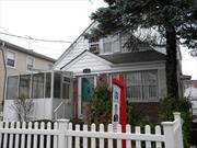 BUILDING TYPE IS B3- ZONING IS R3-2. LOCATED ON A BEAUTIFUL TREE LINED QUIET STREET.