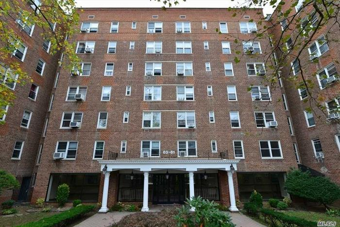 Spacious & Fully Renovated Studio For Rent In Forest Hills. Large Room, Open Kitchen, Windowed Bathroom. Close To Transportation and Shops.Subject To Board Approval.