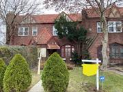 Beautiful English Tudor Home For Sale Newly Renovated 3 Spacious Bedrooms 2 Full Bathrooms Stunning Kitchen With S/S Appliances Full Finished Basement With Separate Entrance 1 Car Garage DO NOT MISS OUT !