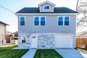 BRAND NEW FEMA COMPLIANT HOME WITH DEEDED DOCK RIGHTS/DESIGNER TOUCHES EVERYWHERE/OPEN LAYOUT/ EIK WITH SS/APPL AND QUARTS COUNTER TOPS/ENTRY OFF KITCHEN TO TREX DECK/GLEAMING HARDWOOD FLOORS THROUGHOUT/MASTER W/FULL BTH/WICS/AND BONUS RM/TANDEM 2 CAR DEEP GARAGE/LIGHT&BRIGHT/ALL INFO DEEMED RELIABLE BUT NOT GUARANTEED/BUYER TO VERIFY ALL INFO!! A MUST SEE!!WONT LAST!!!!!