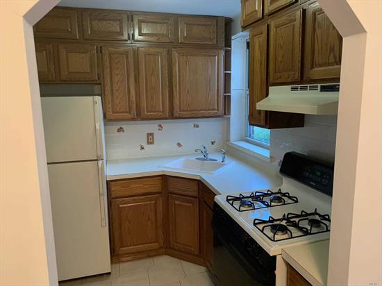 Auburndale Clean + Sunny 2 Bedroom Apartment For Rent. Located on the 2nd Floor, this Apartment Features a Living/Dining Room Combo, Kitchen and 1 Full Bath. Heat, Water and Gas is Included. Hardwood Flooring Throughout. Conveniently Located near the Long Island Rail Road and Shopping.