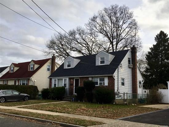 South Hempstead. RVC Schools. 4 Bedroom House Rental w/Parking and Large Backyard. Hardwood Floors. New Carpeting in Upstairs Bedrooms. Updated Bath and Kitchen w/New Fridge. Pet-Friendly. Available Now!